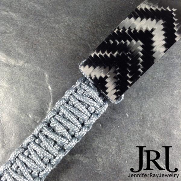 v weave bracelet