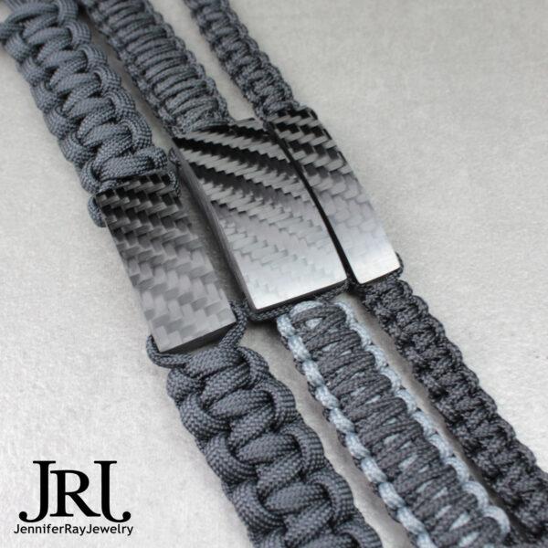 tactical carbon fiber bracelet